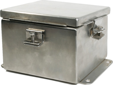 stainless steel junction boxes offer corrosion resistance